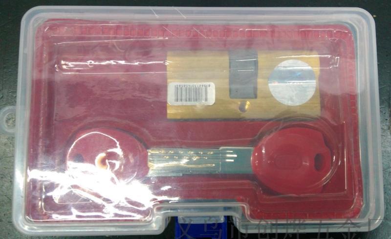 C级高安全性能叶片锁芯