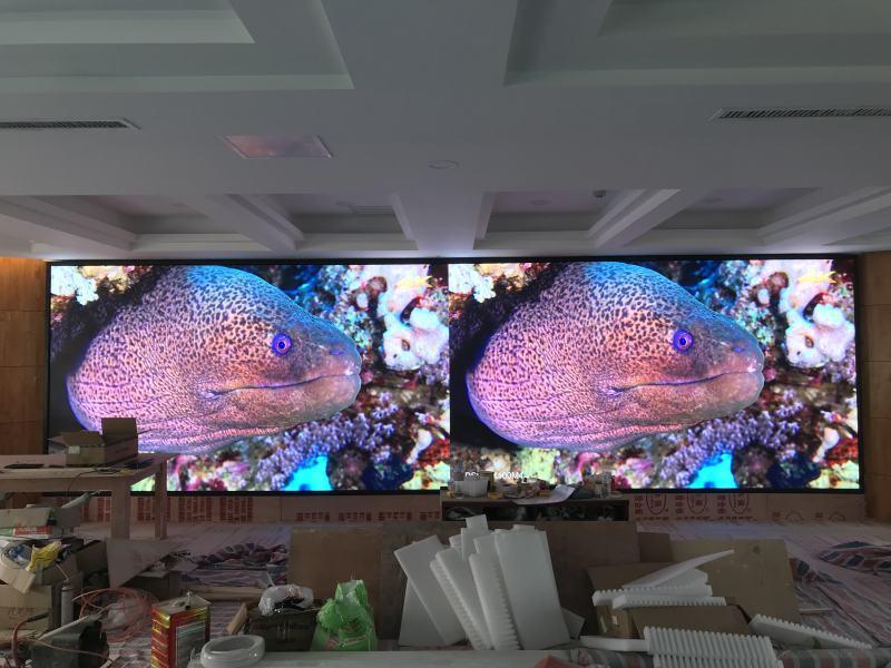 国星led室内P3全彩显示屏和普通灯P3区别