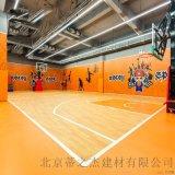 博格廠家4.5mm荔枝紋寶石紋室內運動塑膠地板