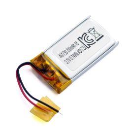 3.7v 200mah 461730蓝牙耳机锂电池
