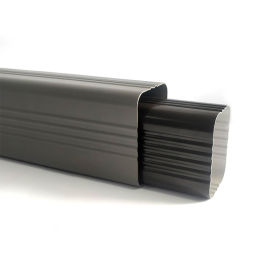 厂家定制彩色铝合金落水管