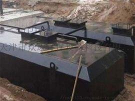 农村生活污水处理设备运行