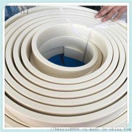 耐高温硅橡胶发泡条  海绵发泡条 异型密封条定制