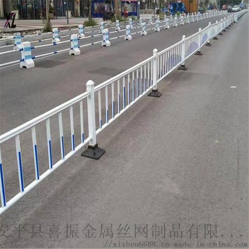 防跨市政护栏@公路中间道路护栏@市政道路护栏供货