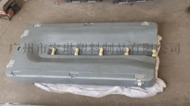 滑轮式码头停靠板供应海上码头摩托艇水上景区停靠板