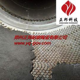 郑州陶瓷耐磨涂料厂家 电厂烟道防磨胶泥