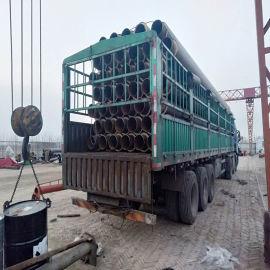 聚氨酯直埋保温管 小区热力管网工程东营