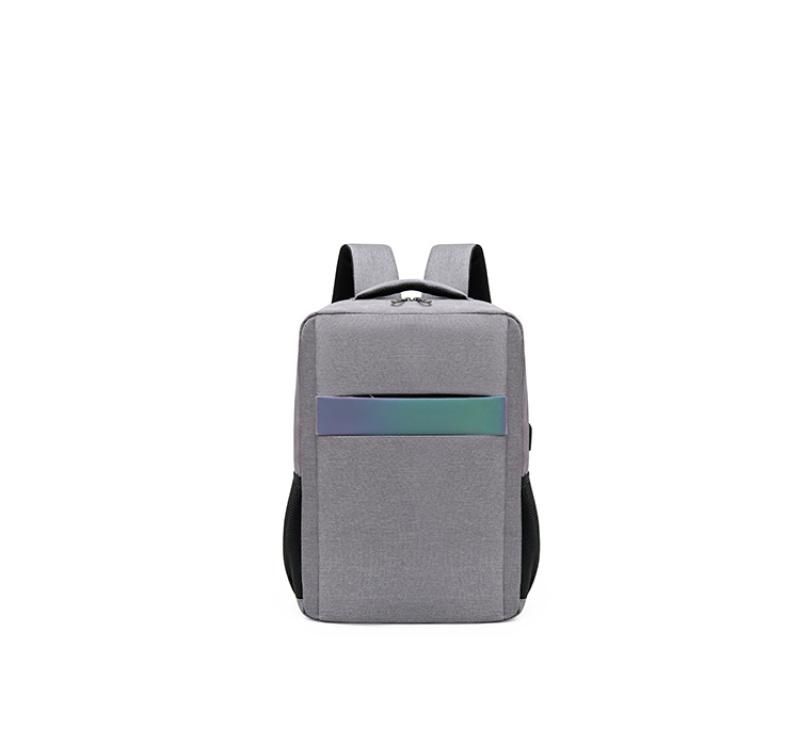 个性简约商务背包双肩包 广告包定制上海方振