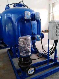 JY-SYS石英砂过滤器**碳钢主材高效过滤