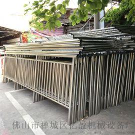 楼梯栏杆冲弧模具 不锈钢38圆管冲孔机模具