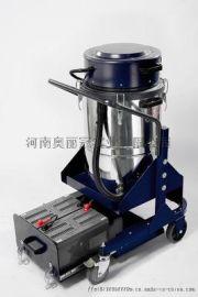 河南冠儒电瓶式工业吸尘器大功率两用吸尘吸水机集尘器