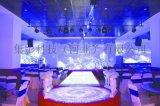 甘肅全息宴會廳,蘭州全息5D婚禮,集影科技