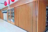 造型木纹灯笼铝板 多彩灯笼焊接铝方通