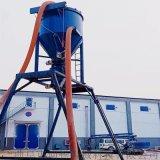 自吸式无扬尘粉煤灰装车机 矿粉装车机 气力输送机