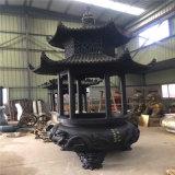 昌东圆形香炉|圆形香炉厂家|铜铁圆形香炉生产厂家