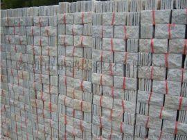 深圳石材厂家火烧板,花岗岩火烧板,灰色弹石马蹄石