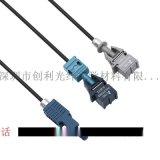 HFBR4531Z 4533Z T-1521Z R-2521Z光纤连接器高低压变频器安华高塑料光纤跳线