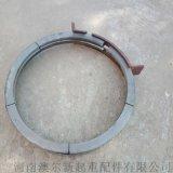 电动葫芦生铁导绳器  可调节型卷绳器