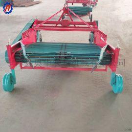厂家直销奥华4ux-90四轮拖拉机带红薯收获机