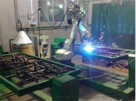 广东佛山全自动工业激光机器人焊接机