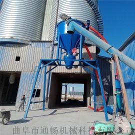 上海水泥粉装罐车自动吸料机环保无扬尘风压式抽灰设备