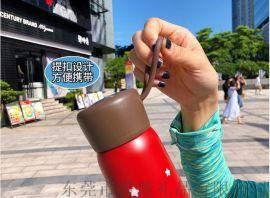 潮流304不锈钢保温杯男女学生情侣个性便携文艺水杯韩国可爱杯子