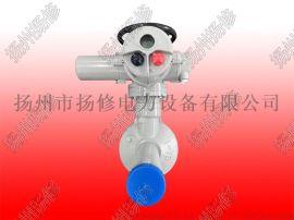 供应扬修电力F-DZW120伞齿轮电动执行器