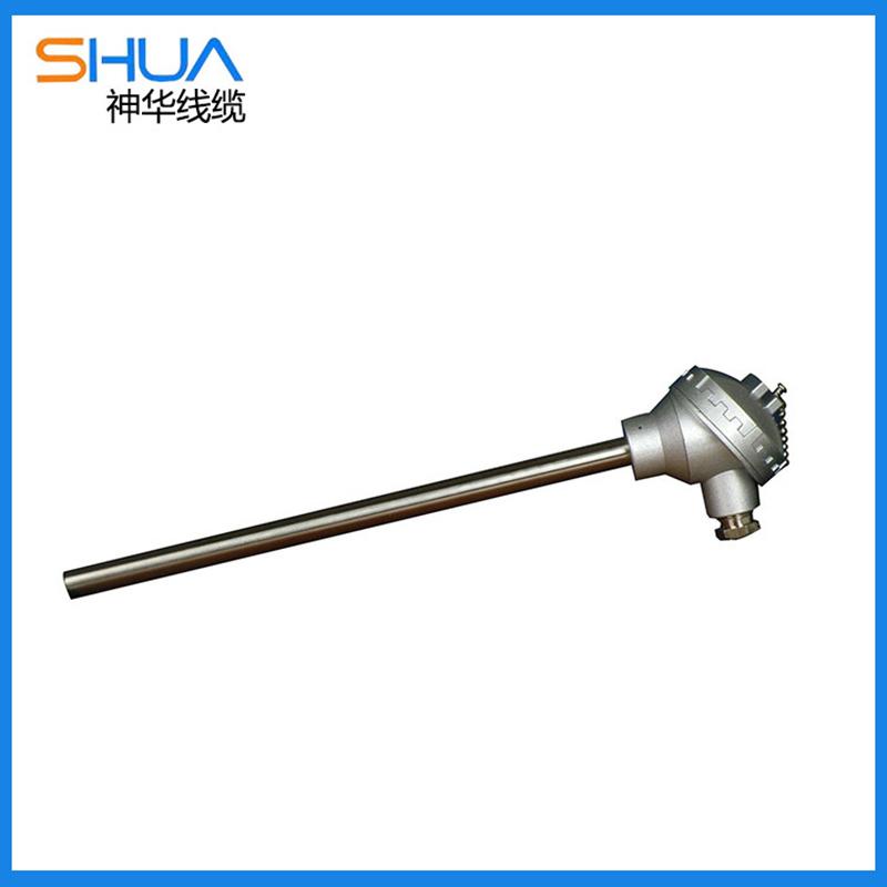 防水式鎧裝耐磨熱電偶 耐磨熱電阻pt100
