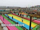 广东阳春网红桥充气气垫床著名网红产品
