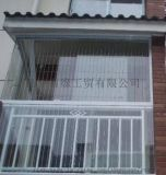 供青海玉树防盗窗和格尔木隐形防盗窗