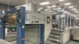 罗兰全开印刷机高效除尘器