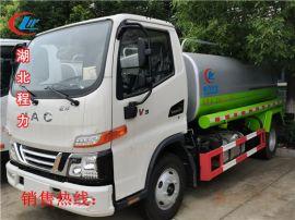 国六东风洒水车有什么作用 湖南永州市哪里卖