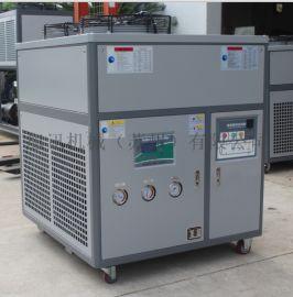 苏州节能环保工业冷水机组 苏州10P不锈钢冷水机 苏州防腐钛管冷水机组