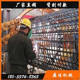 供应钢筋笼滚焊机 钢筋笼绕筋机 钢筋笼绕筋成型机