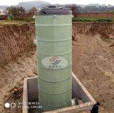一體化預製泵站設計與構造說明