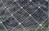蜘蛛邊坡防護網施工 主動防護網施工