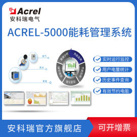 安科瑞能源管理模式數位化,未來能源服務系統解決方案