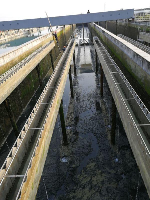 常州自来水厂水池补漏 水池伸缩缝堵漏设计及施工方法