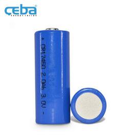 电子保险箱照明设备CR17450锂锰电池3V