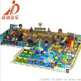 室內兒童遊樂設備 小型淘氣堡兒童樂園