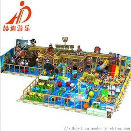 室内儿童游乐设备 小型淘气堡儿童乐园
