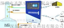 电化学分析原理圣凯安恶臭气体监测设备
