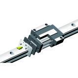 國產法蘭直線導軌滑塊加長型滑臺線軌南京工藝廠家直銷
