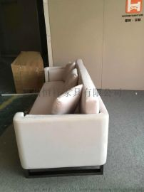 现代双人沙发-双人沙发定制-恒祥家具