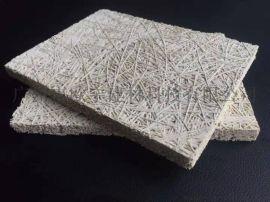 阻燃木丝水泥板 防火木丝吸音板厂家