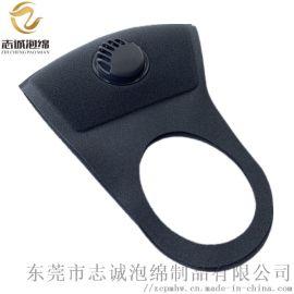 防尘可水洗重复使用口罩 志诚双层海绵口罩 带阀门立体口罩