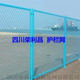 乐山护栏网厂家、德阳护栏网价格、绵阳市政护栏网
