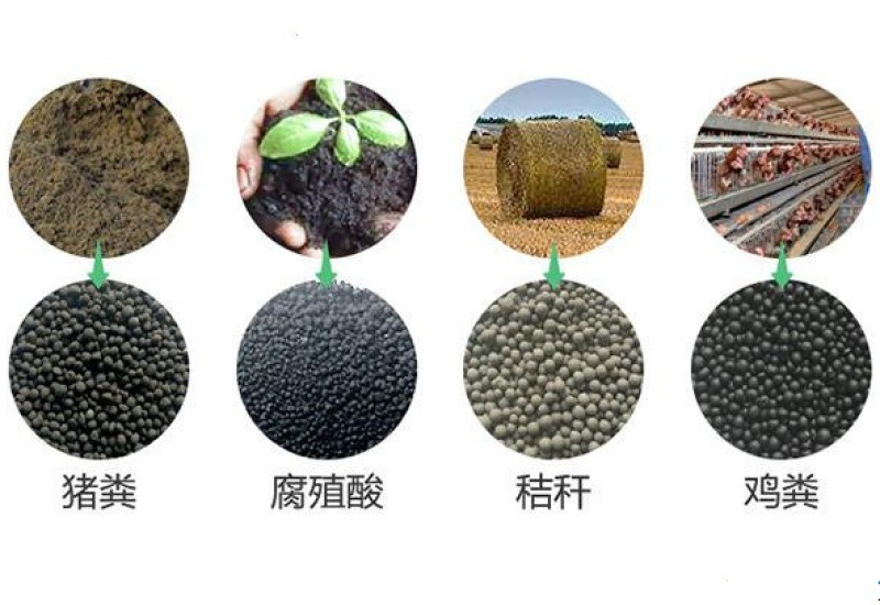 生活垃圾发酵有机肥组合造粒机