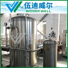水处理生产线 水处理系统成套生产线 反渗透