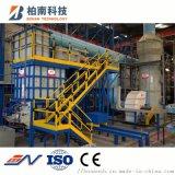 鋼管鐵塔護欄板鋼結構角鋼緊固件鍍鋅專用熱鍍鋅設備